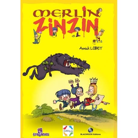 Merlin Zinzin opakowanie zbiorcze 6 sztuk