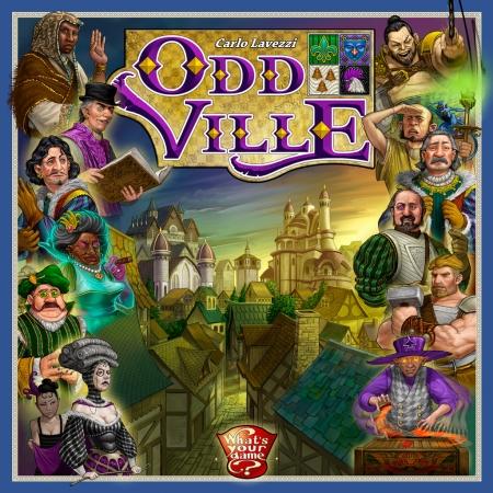 Oddville