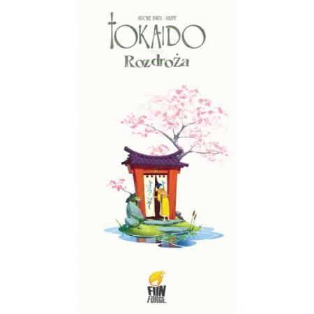 Tokaido: Rozdroża opakowanie zbiorcze 6 sztuk