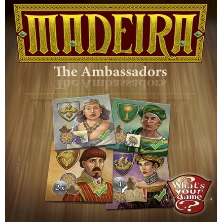 Madeira: Ambasadorzy