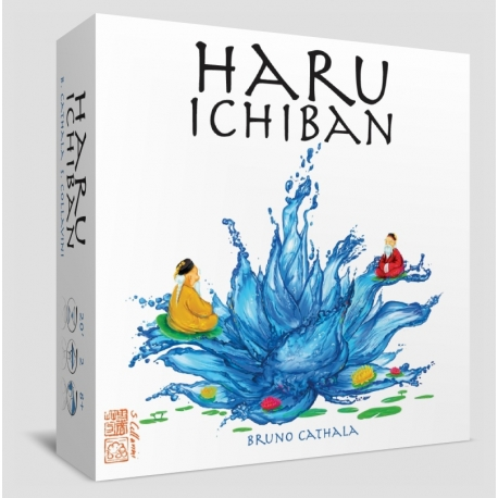 Haru Ichiban - opakowanie zbiorcze 6 sztuk
