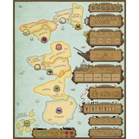 Empires: Age of Discovery: World