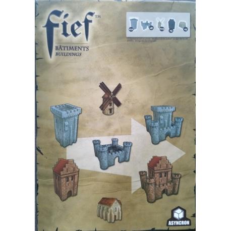 Fief: Budynki 3D