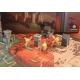 Fief: Budynki 3D - opakowanie zbiorcze 6 sztuk