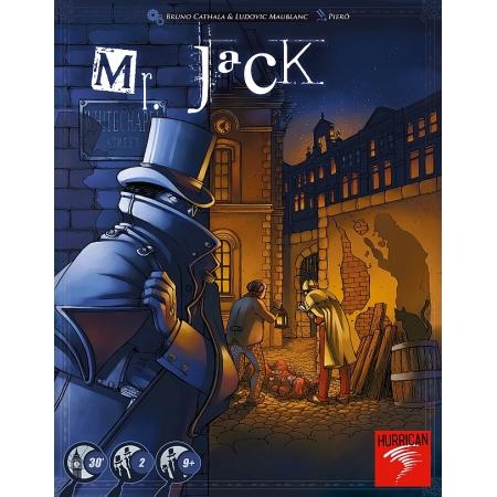 Mr Jack (edycja 2016) opakowanie zbiorcze 7 szt